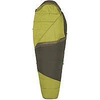 Cпальний мішок Kelty Mistral 40 Long Сірий з зеленим 35415619-LR