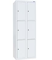 Шкаф ячеечный ШО-300/2-6 (ВхШхГ - 1800х600х500)