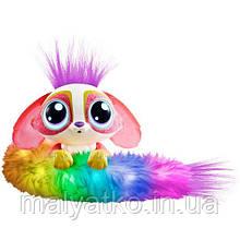 Інтерактивний звірок вихованець Літл Глимерс mattel lil gleemerz Glittereez Shinette