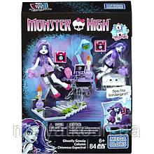Конструктор компанії Мега блокс Монстер хай Рубрика примарних пліток з Спектрой Вондергейст Mega Bloks Monster