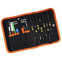 Набор отверток 17 в 1 универсальный набор отверток для разборки мобильных телефонов и бытовой техники