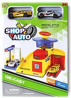 Детский паркинг Auto Shop TH627