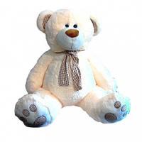 Медведь с шарфом супер огромный
