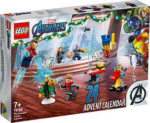 Lego Super Heroes Новогодний календарь Лего Супер Герои 76196
