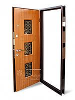 Двери входные с утепленным коробом ТМ Абвер модель Ameli
