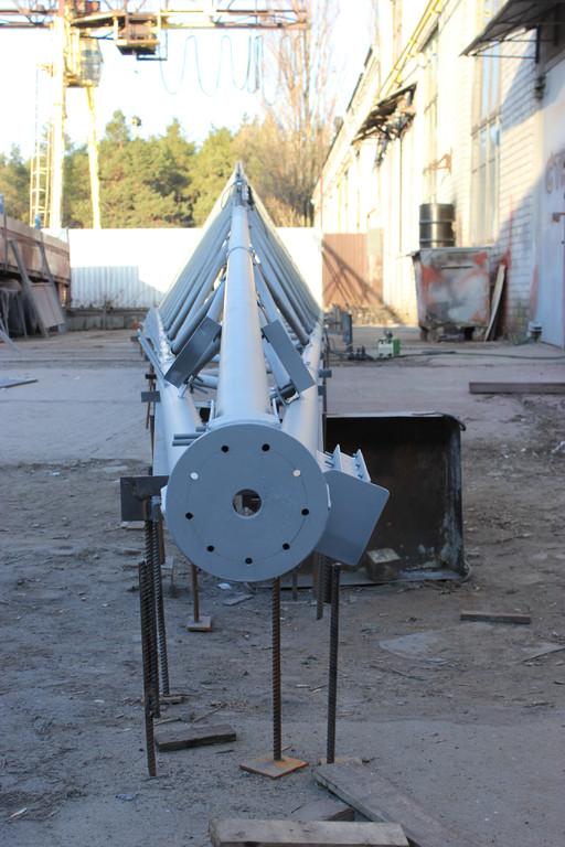 Изготовление вышки ветрогенератора