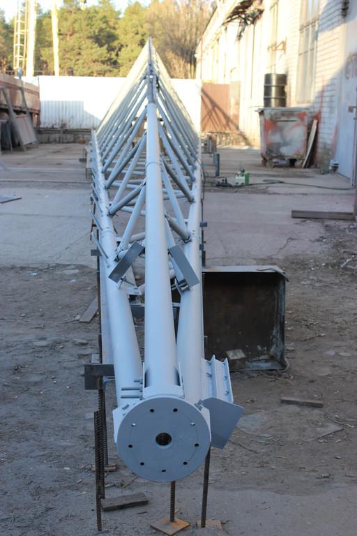 Изготовление вышки ветрогенератора 1