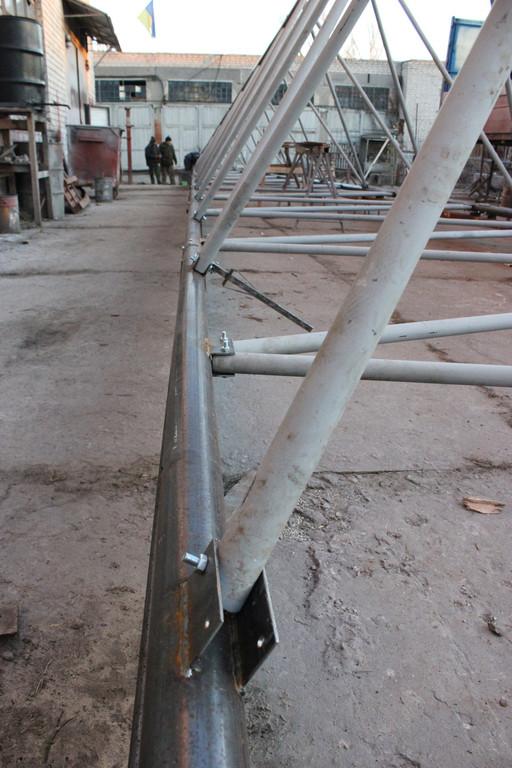 Изготовление вышки ветрогенератора 4