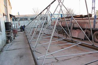 Изготовление вышки ветрогенератора 7