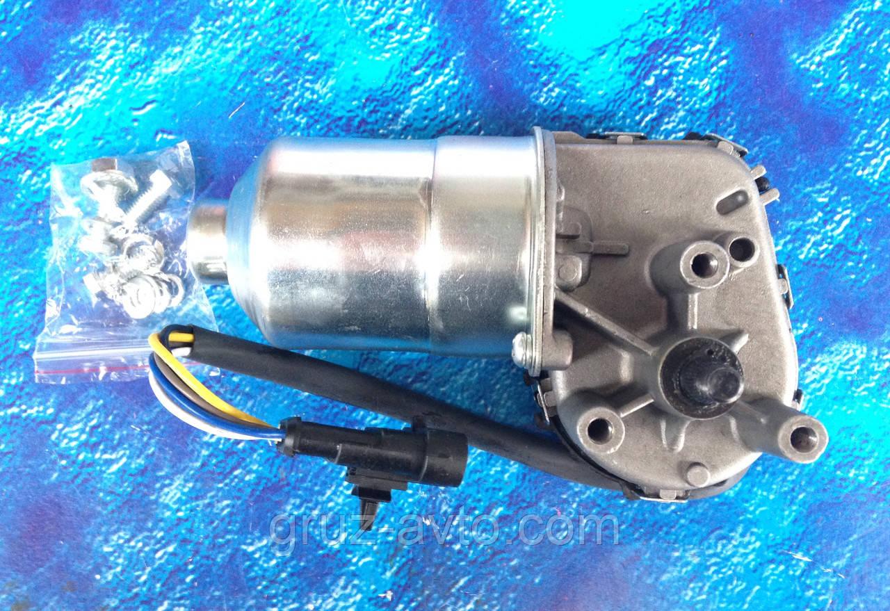 Моторедуктор стеклоочистителя УАЗ Патриот- 3163 (12 В/20 Вт.) ДК