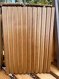 Дерев'яні стінові панелі
