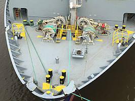 Что такое швартовное устройство судна, его состав