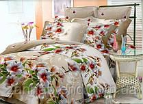 Комплект Двоспального постільної білизни (Пакистан) Цвітіння