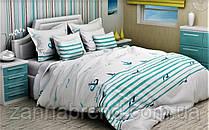 Комплект Двоспального постільної білизни (Пакистан) Морську подорож