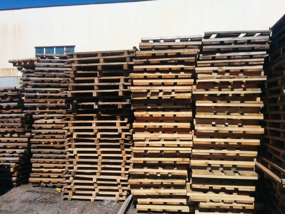 Поддоны деревянные под кирпич