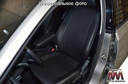 Чехлы модельные с Еко-кожи BMW X1 (E-84) 2009- г