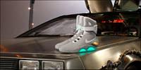 """Кроссовки Nike из фильма """"Назад в будущее"""""""