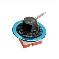 Механический термостат регулятор температуры с датчиком 30 - 110℃ 220В 16А