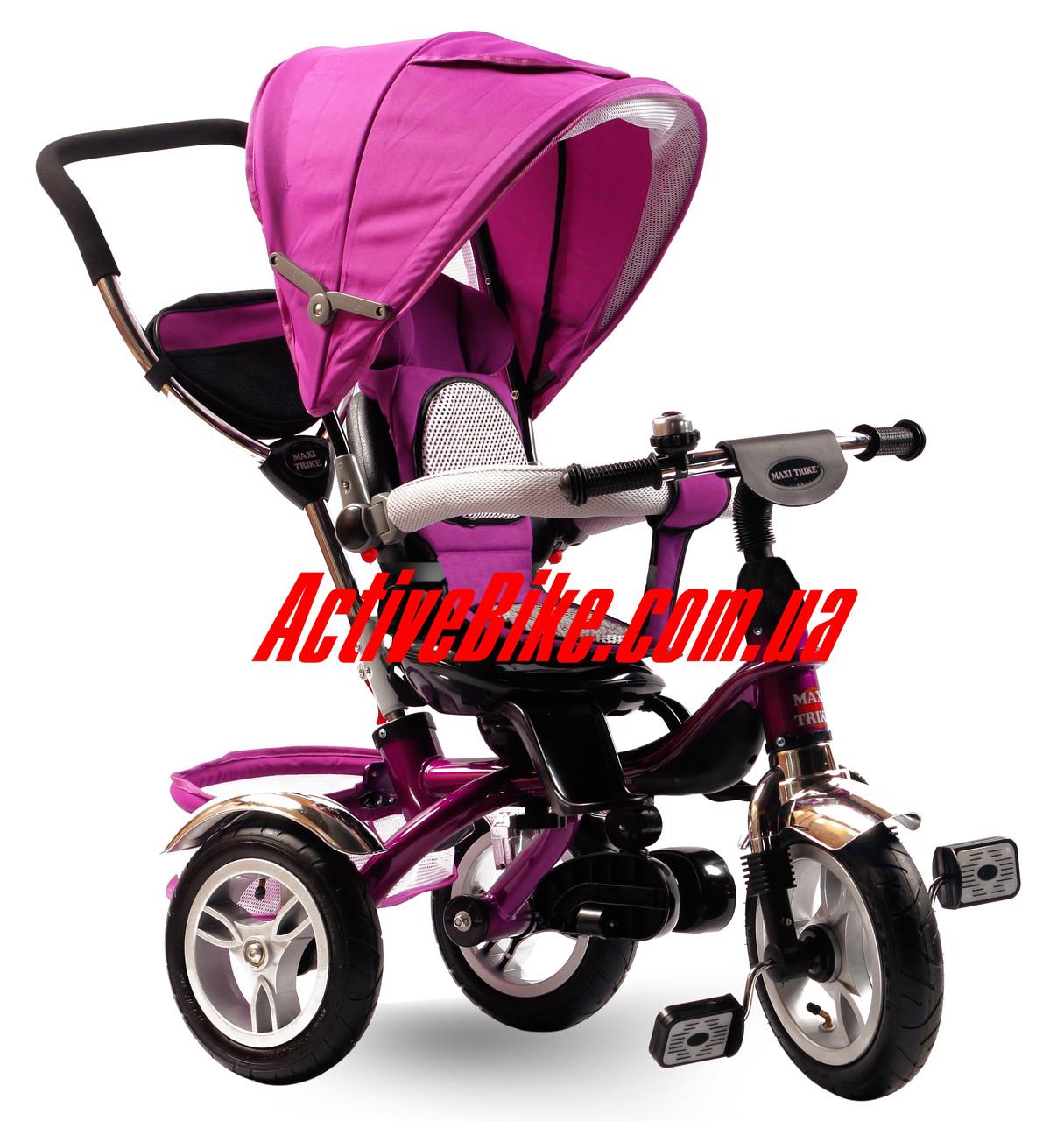 Детский трехколесный велосипед Maxi Trike 5566-6