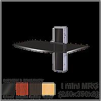 Полка-кронштейн настенная для тюнера TV, DVD, DV3 Gamma I mini MRG