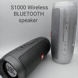 Портативна Bluetooth колонка Koleer S1000