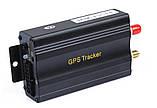 Автомобильный GPS трекер системы GPS / GSM / GPRS автомобиля TK103B. Устройства слота для карт SD., фото 2