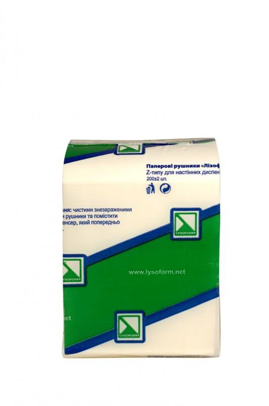 Туалетная бумага Z-типа, 200 шт в упаковке