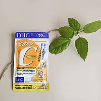 Вітамін С, 60 капсул, 30 днів - DHC (Японія)