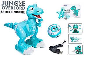 Інтерактивний Smart Динозавр на радіокеруванні Jiabaile