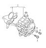 Вакуумный насос Шкода Октавия 2,0TDi Гольф5/Пассат B6 1.9/2.0TDi