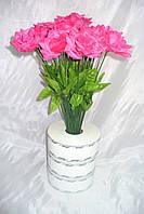 Роза , 4 расцветки, 40 см (200 шт в упаковке), фото 1