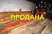 Ленточная пилорама бу WoodMizer LT15: 2010г.в., фото 1