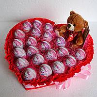 """Оригинальный подарок на День влюбленных """"Сладкое сердце"""" (21)"""