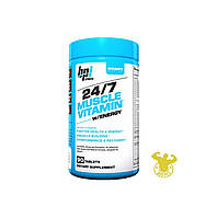 Витамины Sports 24/7 Muscle Vitamin Energy от BPI 90 табл.