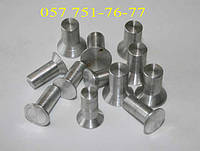 Заклепка алюминиевая с потайной головкой ГОСТ 10300-80