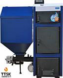 Котел Корди АОТВ 50А (с автоматической подачей топлива) твердотопливный котел 50 кВт, фото 2