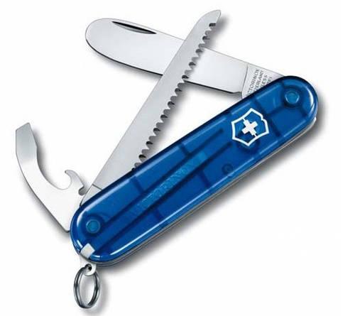 Превосходный подростковый складной нож Victorinox My First Victorinox 02373.T2