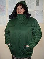 Куртка утепленная, зимняя, рабочая, мужская, женская,
