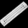 Светильник люминесцентный (ЛПО) PLF 30 T8 2x18 с решеткой Magnum
