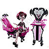Ігровий набір Monster High Ванна кімната Дракулауры з лялькою Draculaura Powder Room