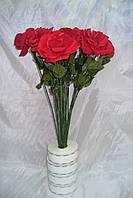 Роза бархатная , 65 см (25 шт), фото 1