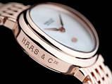 Наручний годинник Haas & Cie Perlmutt (Швейцарія), фото 4