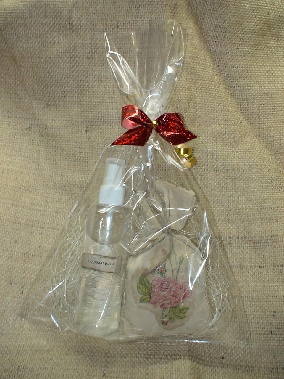 Подарочный набор Роза