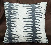 Декоративная наволочка 45х45 MN 183-1 зебра