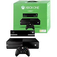Игровая приставка Microsoft XBOX ONE 500GB + Kinect +игры: Dance Central + Kinect Sports Riva