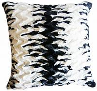 Декоративная наволочка 45х45 MN 183-2 зебра