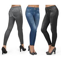 Леггинсы Slim Jeggings - джинсы,женские лосины