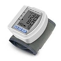 Автоматический тонометр на запястье Automatic Blood Pressure / Измеритель давления