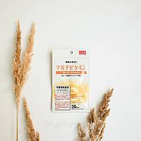 Мультивитамины Япония (40 таблеток х 20 дней)