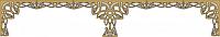 Ажурный Лазерный Ламбрекен Модерн, фото 1